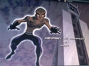 Next Avengers Azari by WritingGuru on DeviantArt
