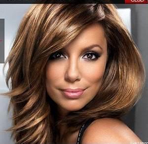 Couleur Cheveux Marron Chocolat : couleur de cheveux marron miel recherche google ~ Melissatoandfro.com Idées de Décoration