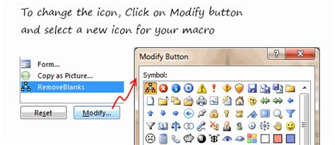 How To Add Your Macros To Qat Or Excel Toolbars? » Chandoo