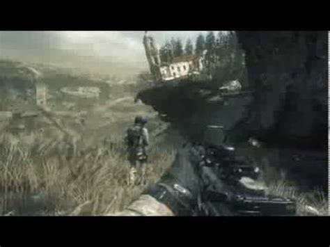 Call Of Duty Ghosts Trailer Ft Eminem Song Survival Youtube