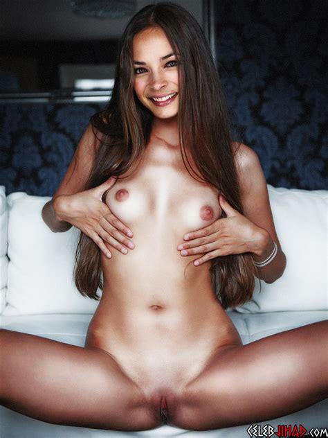 Kristin Kreuk Nude Photo Shoot