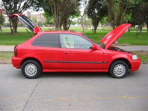 Vendo Honda Civic Hb Ex 96