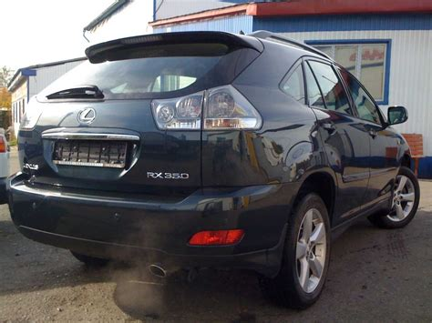 lexus cars 2006 2006 lexus rx350 photos 3 5 gasoline automatic for sale