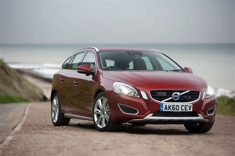 Blog About Fascinating Cars Volvo V60 Diesel Electric