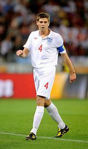 Steven Gerrard - Steven Gerrard Photos - England v Algeria ...