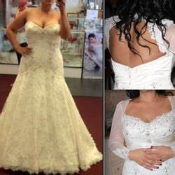house of brides tuxedo 85 photos 128 reviews With adding sleeves to a wedding dress before and after