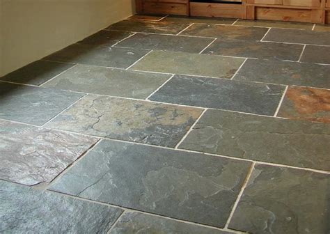 gray slate tile flooring grey slate kitchen floor house furniture