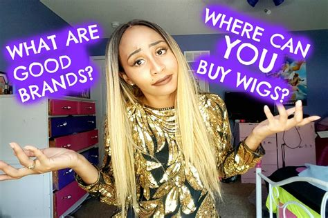 Best Places To Buy Wigs!! Tips On Finding Your First Wig