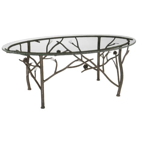 glass and iron table the popular wrought iron coffee tables elegant round
