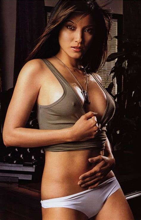 Kelly Hu See Through Nips