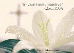 Easter Biblical Quotes. QuotesGram