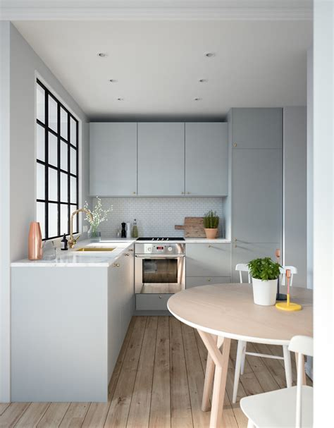 Small L Shaped Kitchen Ideas by 50 Lovely L Shaped Kitchen Designs Tips You Can Use From