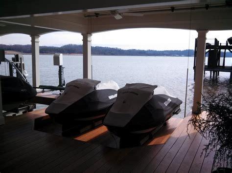 Ski Boat Knoxville Tn by Jet Ski Dock Construction Knoxville Pwc Docks In Lenoir
