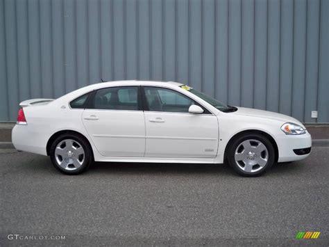 2009 Chevrolet Impala Ss by 2009 White Chevrolet Impala Ss 10498748 Photo 2