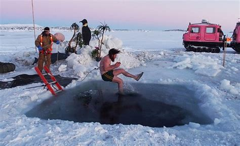Forschungsstation In Der Antarktis by Antarktis Forscher Springen Zur Wintersonnenwende Ins