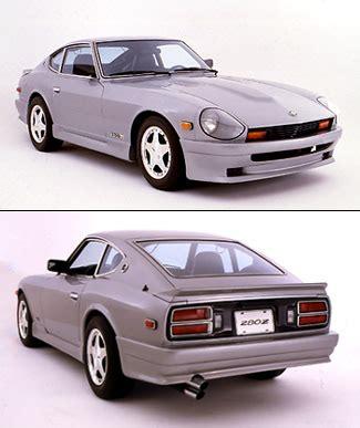 Msa Datsun by Motorsport Msa Type 2 Kit 70 78 240z 260z 280z