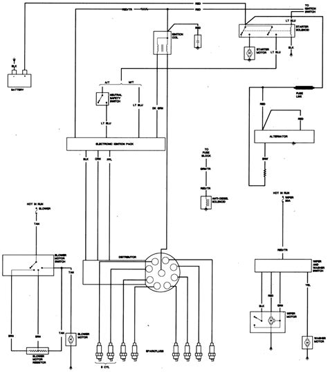 1973 Grand Am Wiring Diagram by Repair Guides