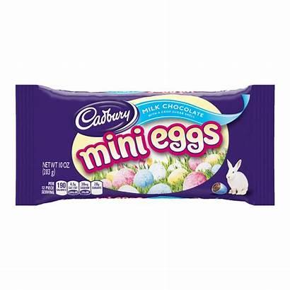 Cadbury Mini Eggs Chocolate Easter Candy Pack