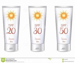 Creme Solaire Dessin : bouteilles de lotion de protection solaire illustration de vecteur illustration du module ~ Melissatoandfro.com Idées de Décoration