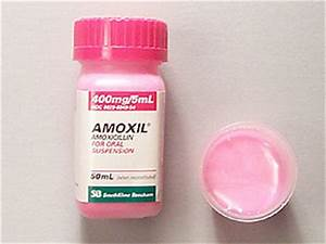 Amoxil - patient information, description, dosage and ...