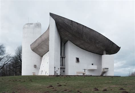 Le Corbusier by Ad Classics Ronch Le Corbusier Archdaily
