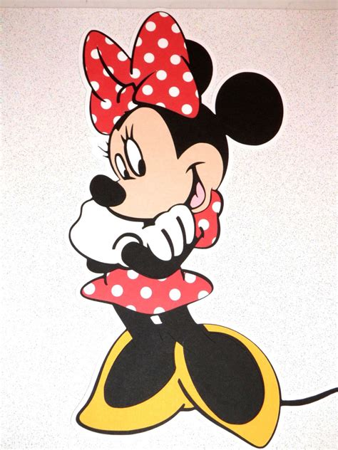 mickie mouse handmade greeting cards big minnie mouse