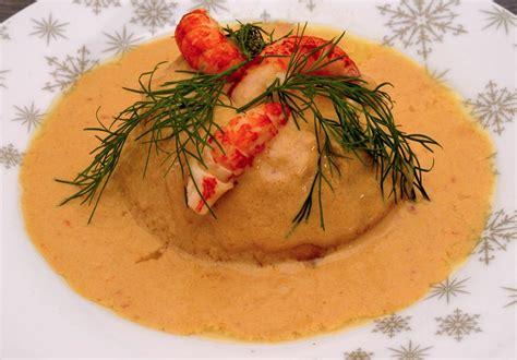 flans au homard  aux ecrevisses ma cuisine sante