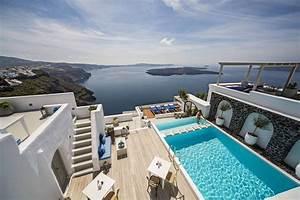Iconic Santorini - Luxury Santorini Hotel - Original Travel