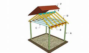 Picnic Shelter Plans Free Outdoor Plans - DIY