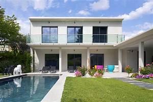 Belle Maison Moderne : faire construire une maison contemporaine en provence ~ Melissatoandfro.com Idées de Décoration