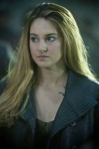 Shailene Woodley as Beatrice/Tris Prior. She is so ...