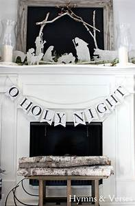 holiday banner ideas to showcase your cheerful message With let it snow wooden letters