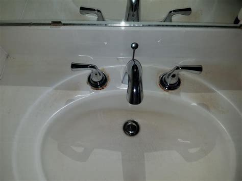 Gilbert Bathroom Sink Faucet Installation Project