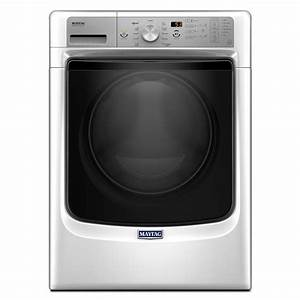 Shop Maytag Fresh Hold 4.5-cu ft High-Efficiency Stackable ...
