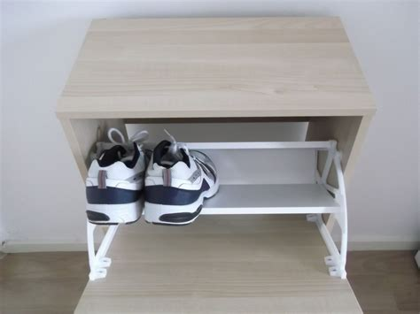 consumer review ikea bissa shoe compartment demo