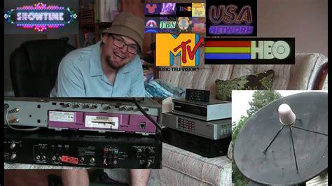 macom  satellite tv equipment youtube