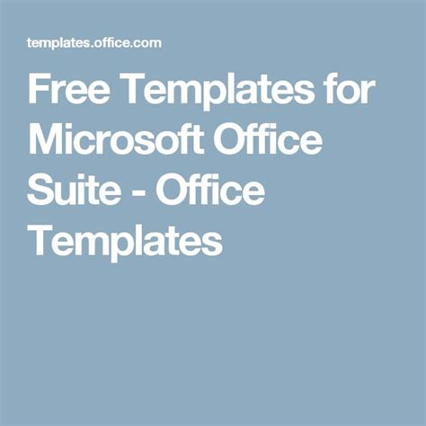 Free Templates For Microsoft Office Suite Office Templates 17 Best Ideas About Family Tree Templates On