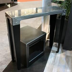 Console Entrée Design : console d 39 entr e console m tal console design ~ Premium-room.com Idées de Décoration