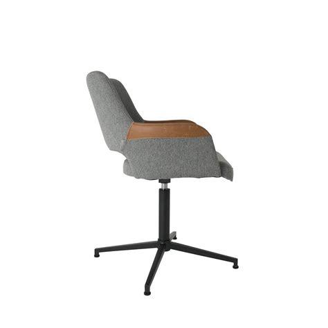 chaise de bureau londres fauteuil design pivotant syl zuiver