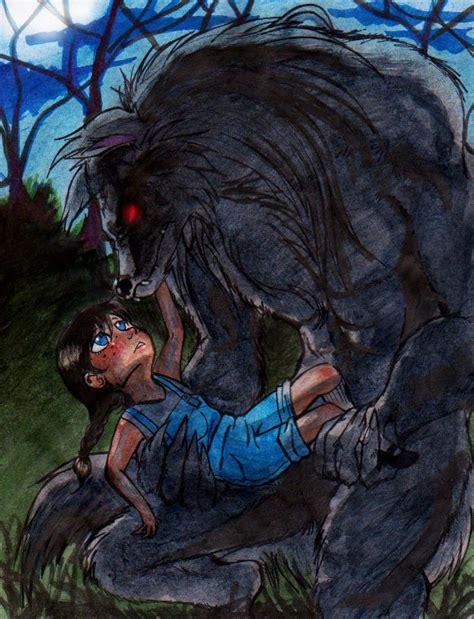 nice werewolf