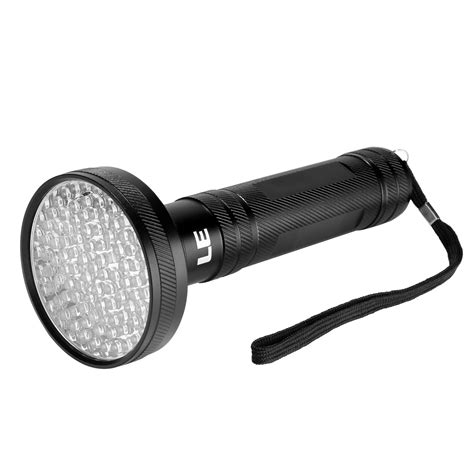 uv licht le uv taschenle 100 leds 395nm schwarzlicht le