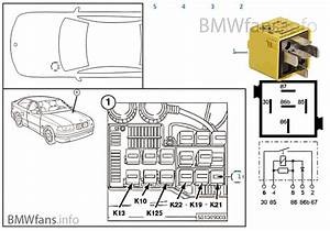 Bmw E46 Auxiliary Fan Relay Wiring Diagram Bmw E30 Relay
