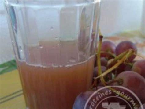 jus de raisin maison recettes de raisin de prot 233 ines gourmandes