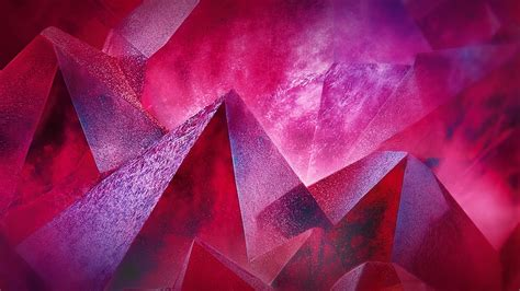 pink crystals wallpapers hd wallpapers id