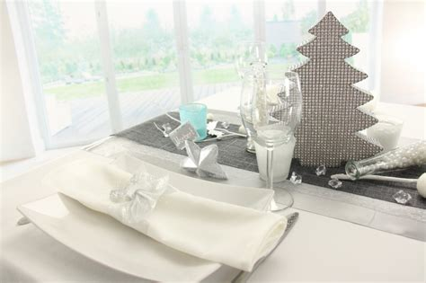 Tischdeko Weihnachten Weiß Silber by Tischdeko Weihnachten Silber Wei 223