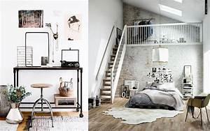 Décoration Chambre Scandinave : quand le style scandinave rejoint le design industriel pour notre plus grand plaisir ~ Melissatoandfro.com Idées de Décoration