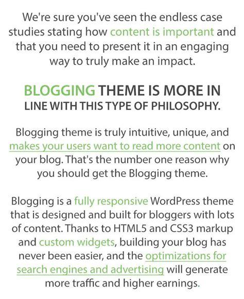 blogging  wordpress theme  bloggers  mythemeshop
