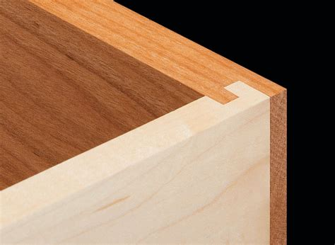 locking rabbet jig woodworking project woodsmith plans