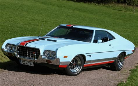 1972 Ford Gran Torino review, specs, images