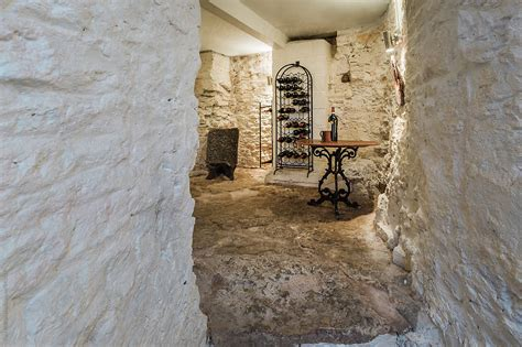 wine cellar   basement    house stocksy united